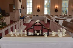 Nativity Scenes at St. Andrew's